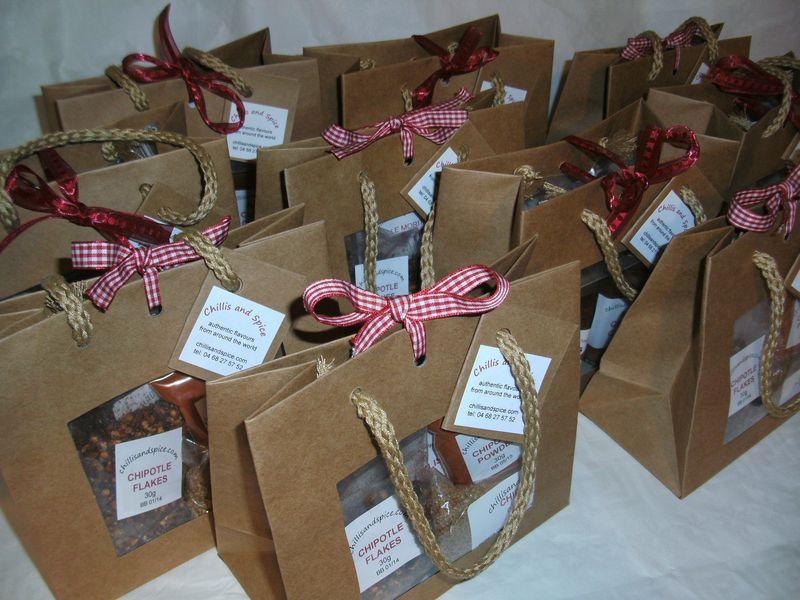 Christmas git bags